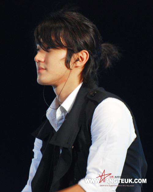 eunhyuk ponytail - photo #6