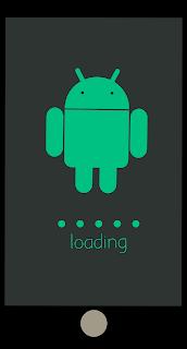 A Virtual Android Smart phone Mockup