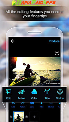 ActionDirector Video Editor – Edit Videos Fast Apk MafiaPaidApps