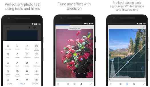 aplikasi edit foto Android offline