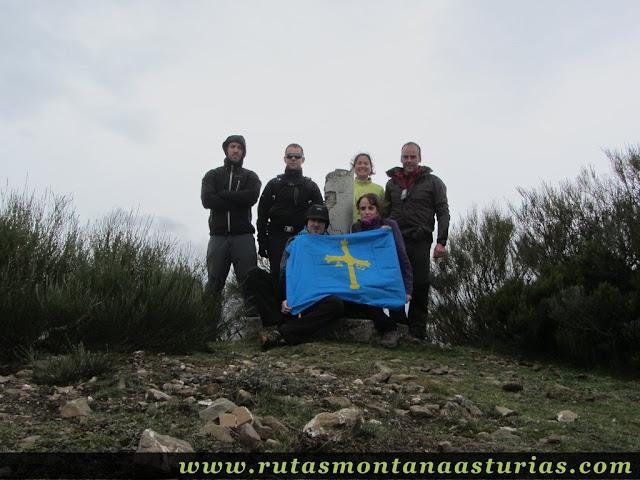 Cima del Pico Cueto