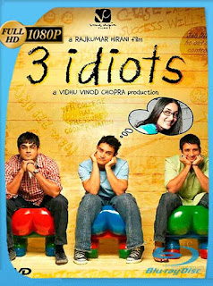3 Idiotas (2009)HD [1080p] Latino [GoogleDrive] SilvestreHD