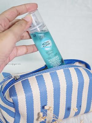Lore Aqua Fresh Setting Spray
