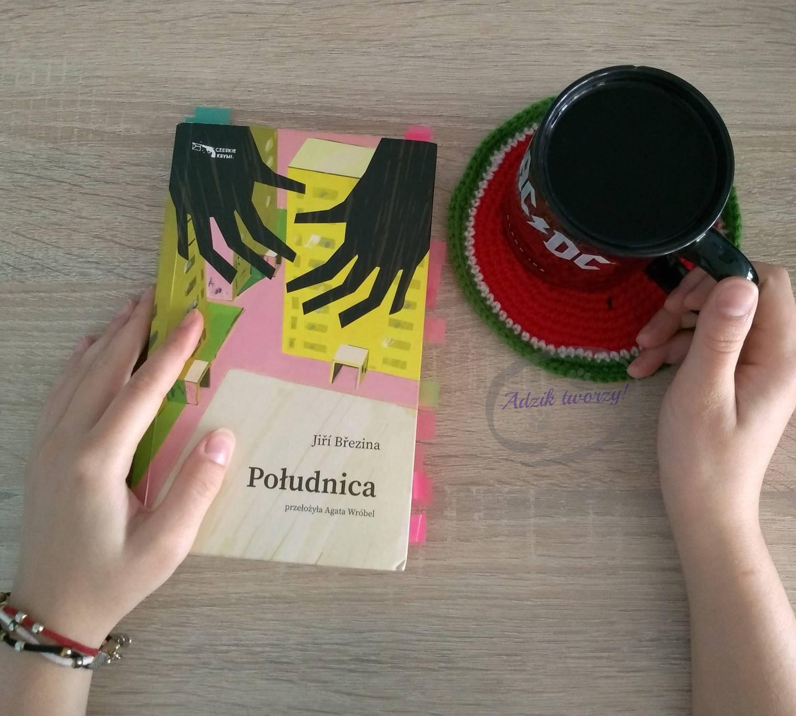 Book Tour: Południca - Jiří Březina. Recenzja książki