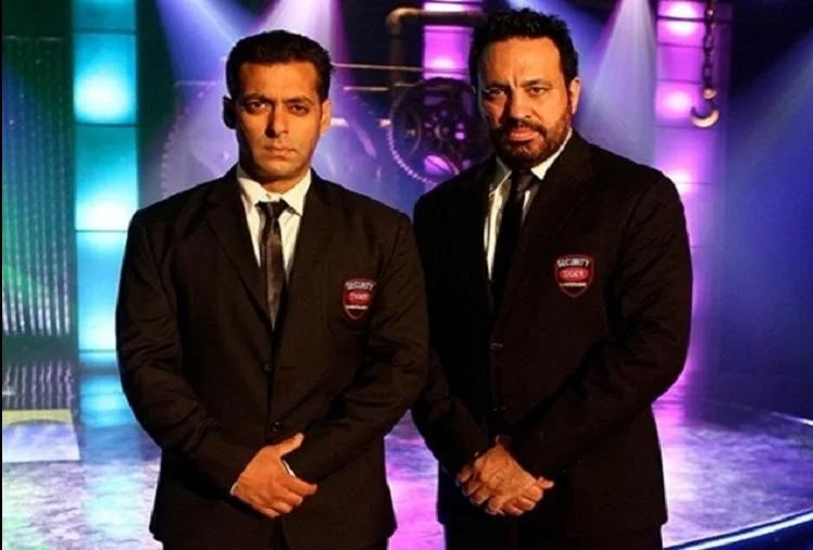 Salman Khan Bodyguard Shera