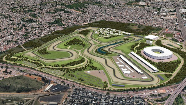 novo Autódromo do Rio