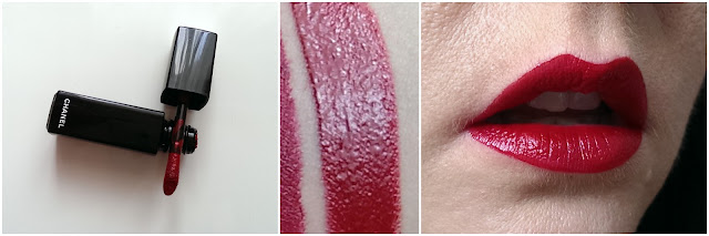 Chanel rouge allure laque in dragon