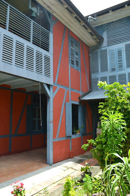 Guyane, Mana, église saint-Joseph, Javouhey
