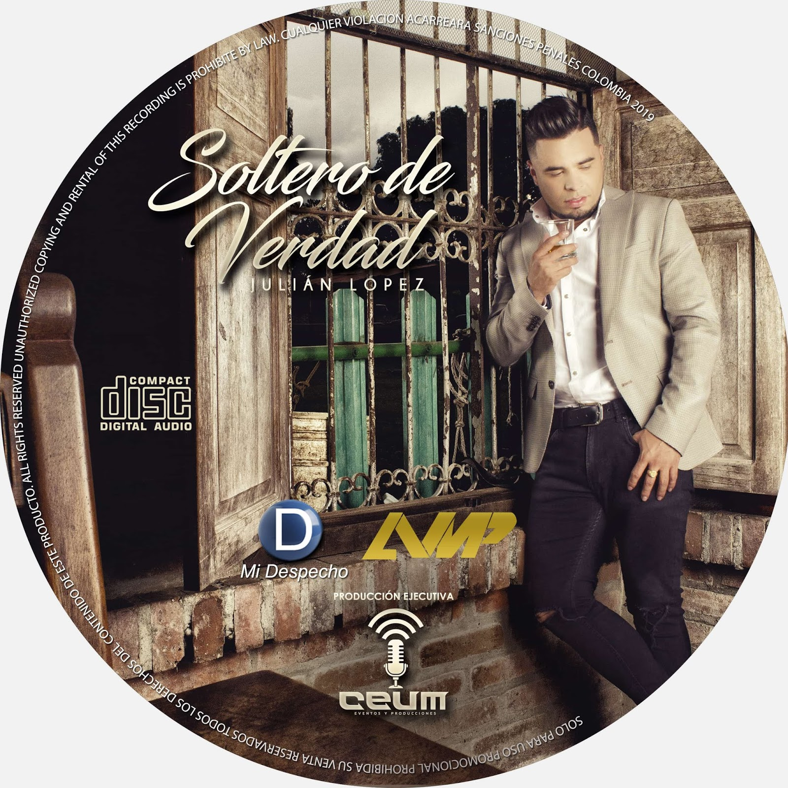 Julian Lopez Mi Origen Cd