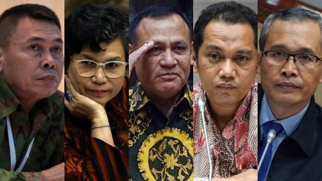 Aktor Utama Penyebab Keruntuhan KPK, MAKI: Firli Bahuri cs Bakal Tercatat dalam Sejarah!