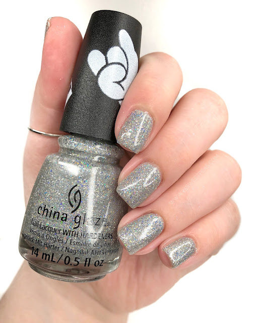 China Glaze Glitter-ific 25 Sweetpeas