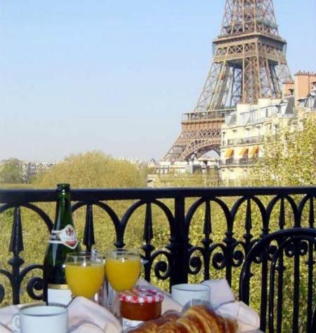 Darling, Let's Move To Paris!!!