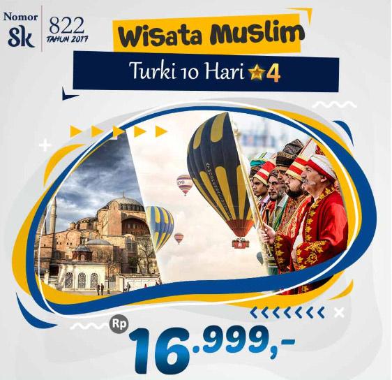 tour halal turki