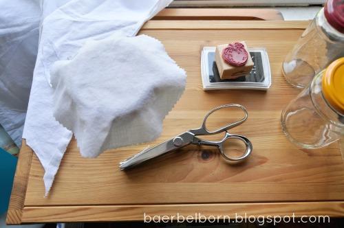 Jam Jar Fashion Marmeladen Deckchen Selbstgemacht Selbermachenguru