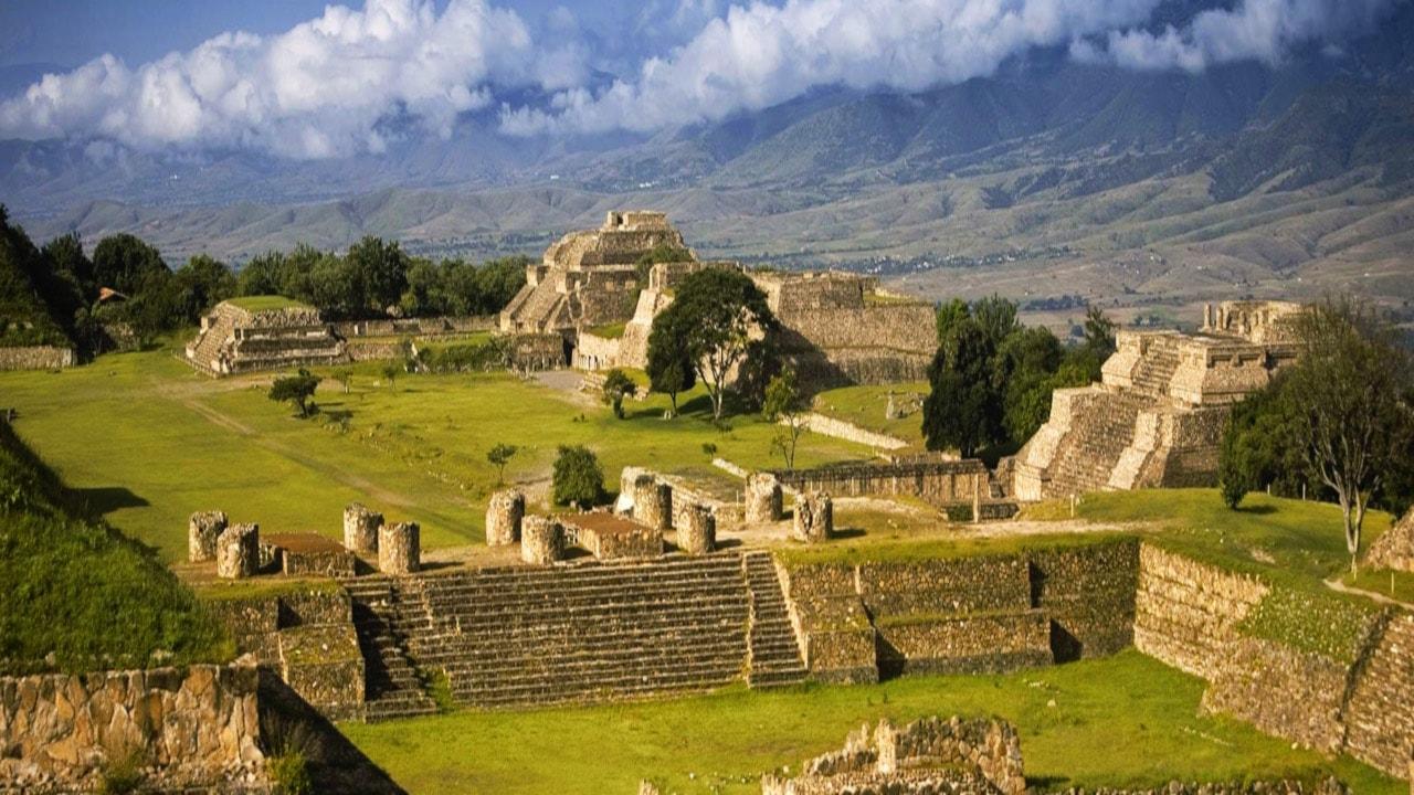 imágenes de arquitectura zapoteca