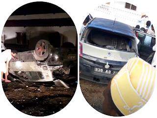 Ntsaweni : Un mort dans un accident de la route