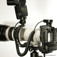 Create an Economy Telephoto Flash Bracket