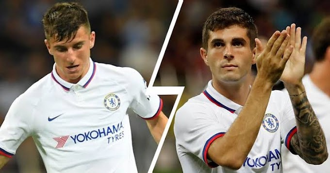Why did Mount start on the right-wing over Pulisic? Chelsea fans