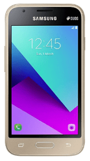 Cara Flash Samsung J1 Mini Prime SM-J106B