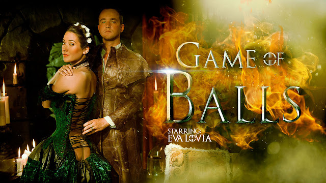Game of Balls XXX Parody [HD]