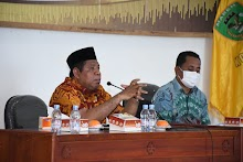 Wali Kota Tual Instruksikan Camat, Lurah, Kades, Kadus dan RT/RW Tingkatkan Pengawasan Lingkungan