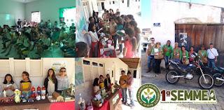 Prefeitura de Picuí inicia a 1ª Semana Municipal do Meio Ambiente