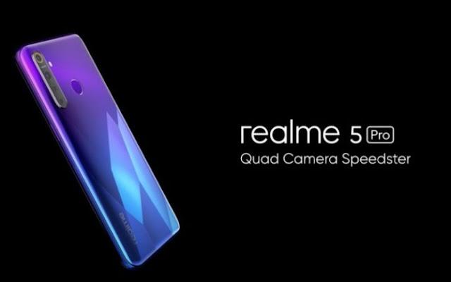 سعر و مواصفات هاتف Realme 5 Pro في الجزائر