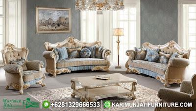 Set Sofa Tamu Mewah Ariana