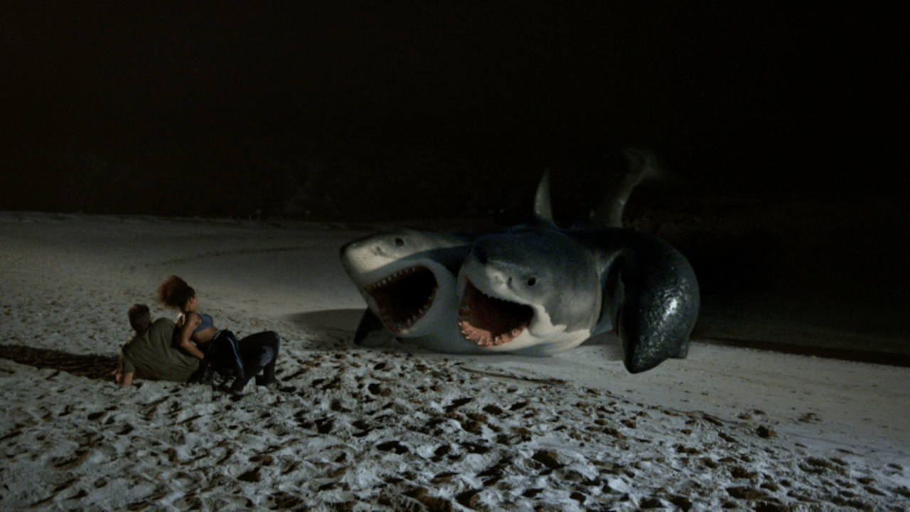 Luckily This New One 6 Headed Shark Injects The Fun That Was Missing From The Previous Movie Back Into The Franchise