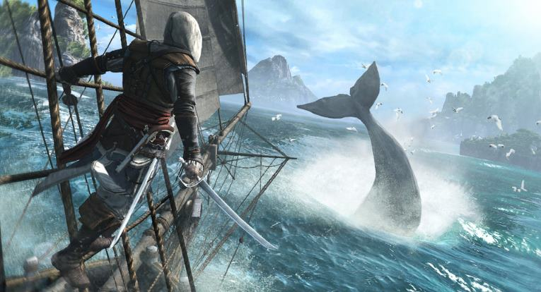 Assassins Creed IV Black Flag PC Full Español