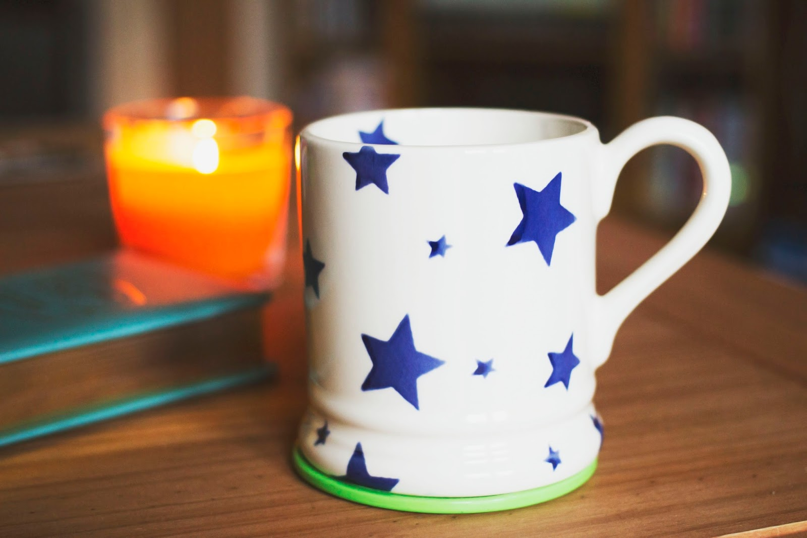 Emma Bridgewater, Emma Bridgewater Starry Skies, Emma Bridgewater Seconds, Emma Bridgewater Starry Skies Seconds Mug, Stoke on Trent Potteries, Katie Writes Blog, Katie Writes,