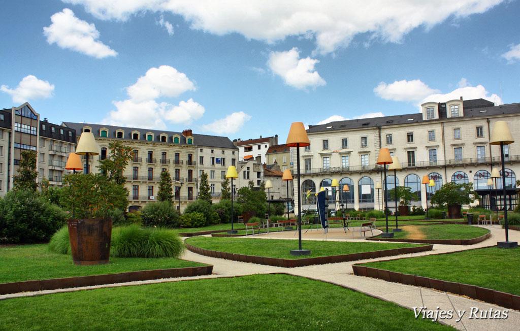 Plaza de Francheville, Perigueux