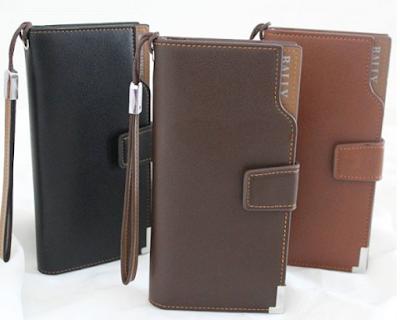 Dompet Klip Simple dengan 24 Slot Kartu