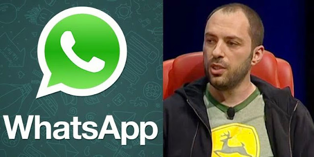 whatsapp creator net worth