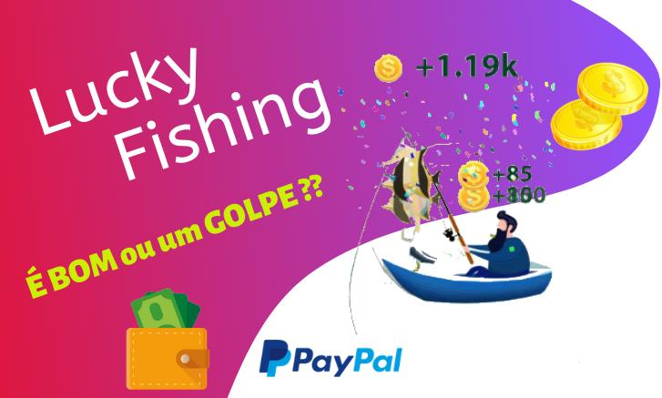 lucky fishing paga