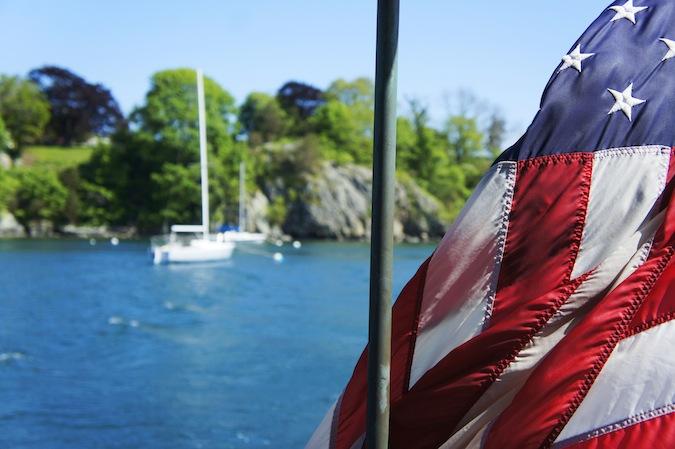 Newport sail charter, Classic Cruises of Newport