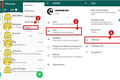 Cara Ubah Tema Whatsapp Menjadi Lucu Nan Keren Dengan Aplikasi