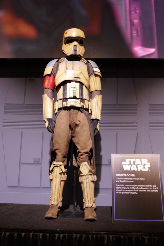 Shoretrooper costume Rogue One