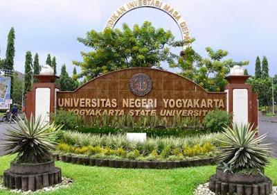 Jurusan di Universitas Negeri Yogyakarta – Daftar Fakultas dan Program Studi