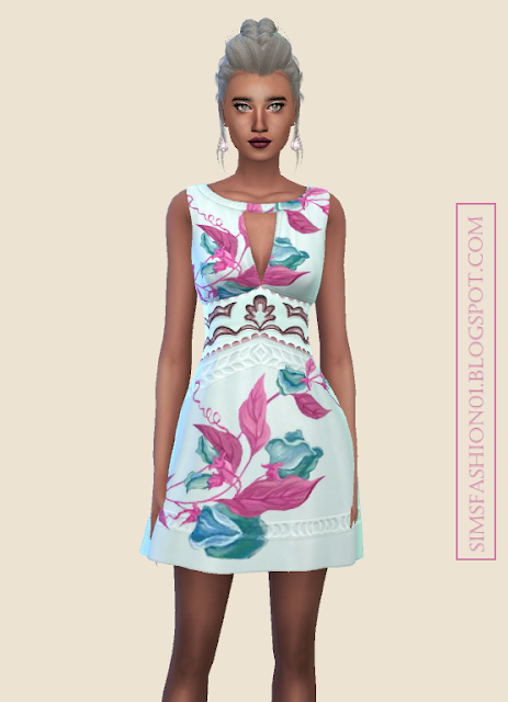 SimsFashion01 - Indie Fashion