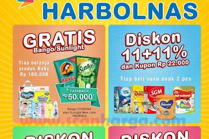 Promo Indomaret 11.11 Vaganza Harbolnas Periode 11 November 2018
