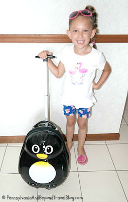 Cute and Practical Travel Luggage for Kids