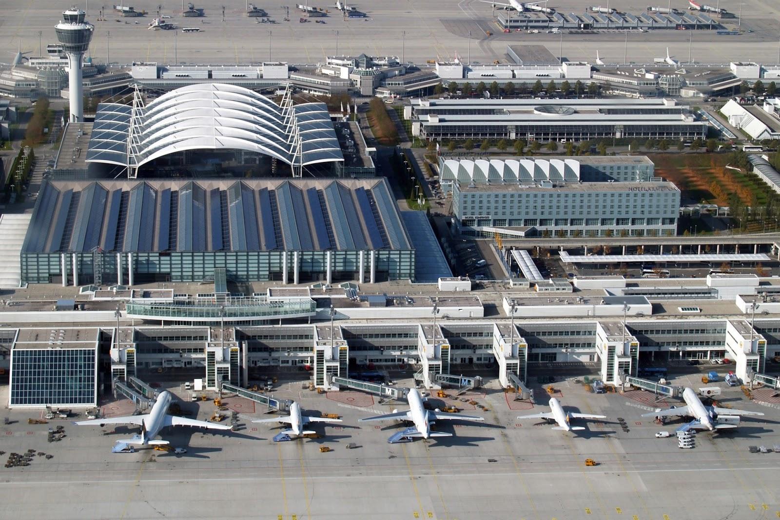 Мюнхен аэропорт