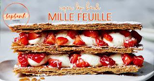 Cách làm Mille Feuille ngàn lớp bánh xốp béo ngậy mùi bơ 1