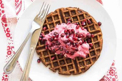 Chai Waffles Recipe