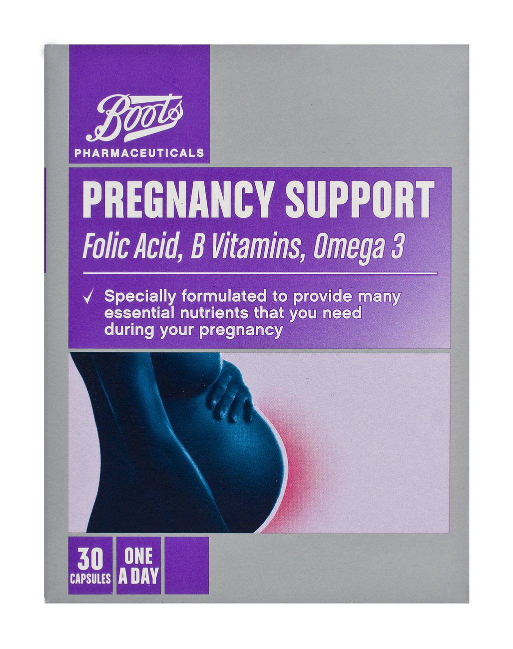 pregnant conception vitamins