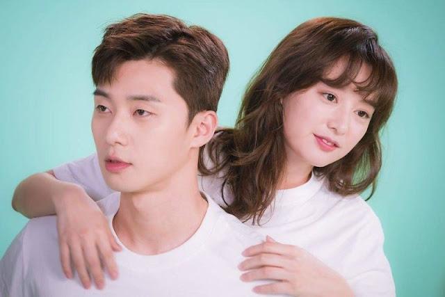 Kim Ji Won Park Seo Joon