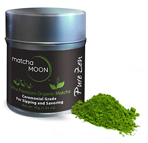 Matcha moon premium grade matcha tea powder
