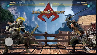 Download Game Shadow Fight Arena Apk