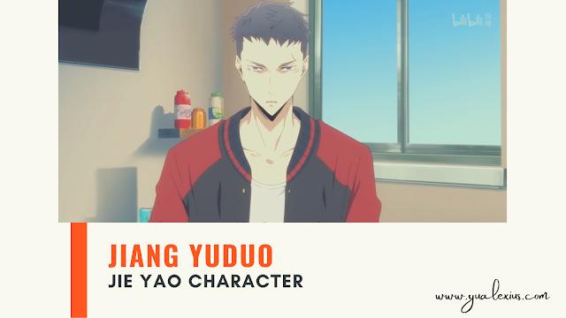 Jie Yao Anime Jiang YuDuo